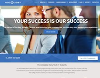 Professional Work - Web Design