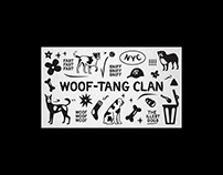 Woof-Tang Clan Business Card