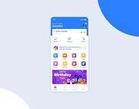 App Booking UI/UX Design