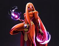 Champions Destiny - concept art