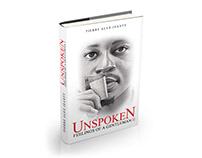 Book Jacket - Pierre Alex Jeanty - Unspoken