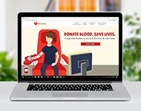 Save Lives PH (Infographic Website)