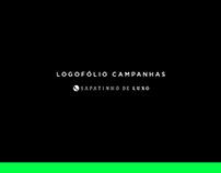 Logofólio Campanhas - Sapatinho de Luxo