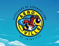 Aeroville . Brand Redesign