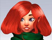 Patreon: La femme Rouge