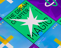 TOMORROW X TOGETHER 'THE DREAM CHAPTER' SERIES ALBUM