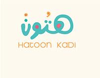 Hatoon AlKadi brand identity