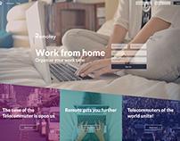 Remotey - job portal