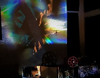 DistENDed Cinema - Agua Viva + Divinorum Lights