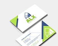 ALX Contabilidade - Identidade Visual