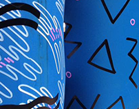 Po Bleu X MTL en Arts