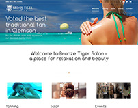 Bronze Tiger Salon