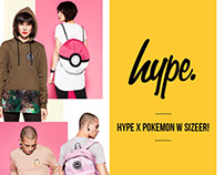 HYPE X SIZEER CAMPAIGN