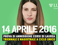 Campagna Magistrale LUISS