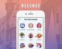 Makombo App Concept
