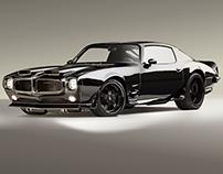 Vetorização Pontiac 1970