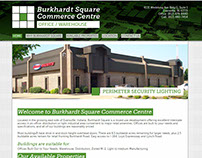 Burkhardt Square Website