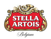 Stella Artois Billboard