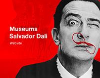 Salvador Dali Website