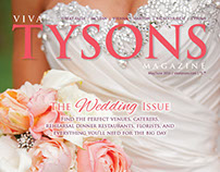 Tysons Magazine, May/June 2016 Wedding Issue