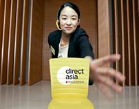 Direct Asia - TVC Campaign