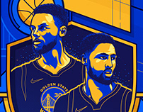 NBA 2019 - Golden State Warriors