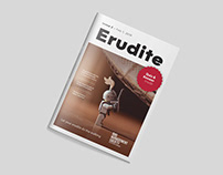 Erudite - Magazine