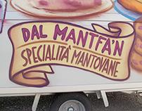 DAL MANTFA'N / Mural
