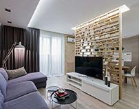 An Open-Plan Apartment