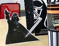 Star wars nixon watch packging