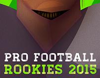 American Pro Football Rookies 2015
