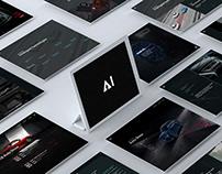 Audi Ai website