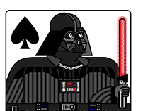Star Wars Episode IV Playing Cards: In Progress