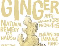 Ginger, Supafood!
