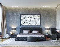 Luxury interior 3D-Visualization&Design