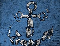 Book Cover Illustrations for Matica Srpska, vol.6