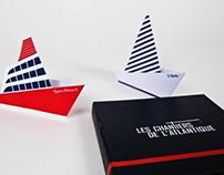 Les Chantiers de l'Atlantique - Branding & Packaging