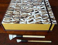 Cajas para obras caligráficas