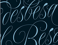 Lettering-Besos Usados.