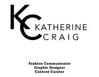2018 - Katherine Craig Portfolio