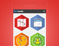 Flexiroute – responsive website design