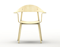 Palm chair