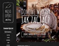 MORLINY - Microsite Webdesign