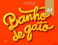 PROMOÇÃO // BANHO DE GATO TANG®