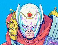 Orion - NEW GODS - Print/Poster