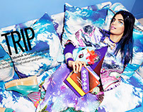 Elle India, with Manish Arora