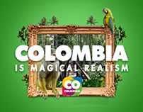 Social Media Colombia Travel
