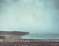 Cap de la Hague in Fog