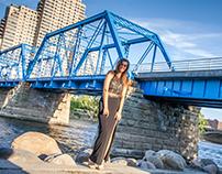 Kaitlyn Blue Bridge