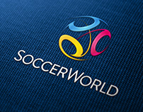 SoccerWorld Sports Rebrand
